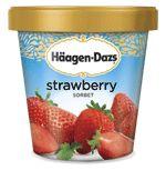 Häagen-Dazs® Sorbet: Strawberry