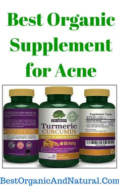 Turmeric Curcumin by Stay Healthy *Very good for joint pain and acne *100% Guaranteed Satisfaction backed by Amazon Money Back Policy *Also good for...continue reading by clicking here -> http://bestorganicandnatural.com/supplement-acne/