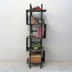 Augustus Tv Stand For Tvs Up To 65 Quot Bookcase Etagere