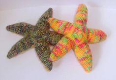 doudous étoile de mer - bébé - chez zaza - Fait Maison