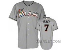 http://www.xjersey.com/new-arrival-mlb-florida-marlins-7-reyes-grey.html NEW ARRIVAL MLB FLORIDA MARLINS #7 REYES GREY Only 32.17€ , Free Shipping!