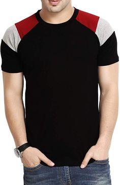 Veirdo Men's Cotton T-Shirt Outfits Casual, Mode Outfits, Men Casual, Polo Shirt Design, Tee Shirt Designs, Mens Stylish T Shirts, Mens Cotton T Shirts, Mens Clothing Styles, Clothing Accessories