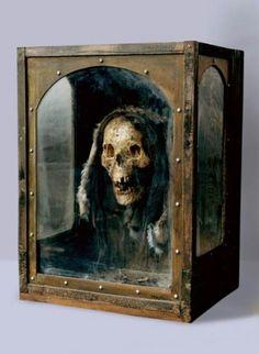 Head II by Adolf Lachman