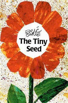 The Tiny Seed by Eric Carle is an informational book that was published in 1991.  This book demonstrates the life cycle of a flower, from a small seed to a blossomed, mature flower.  I would use this book to promote text to world connections by reading the book and then planting a flower seed and we would watch it grow as the flower in the book does.