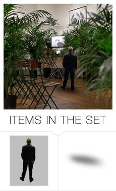 """""""DAY 29907 # 294: MoMAs INSIDE MoMA"""" by harrylyme ❤ liked on Polyvore featuring art and modern"""