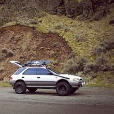 LIFTED SUBARU OUTBACK - Google Search