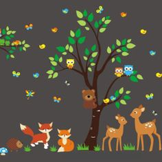 Best Woodland Decals Products on Wanelo