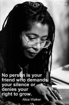 Quotes by Alice Walker, Author. I think it pisses God off if you walk by the color purple in a field somewhere and don't notice it. Great Quotes, Quotes To Live By, Me Quotes, Inspirational Quotes, Alice Walker, Mantra, Beautiful Words, Most Beautiful Women, Inspire Me
