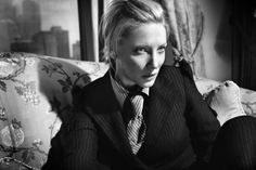 cate blanchett androgynous - Google Search
