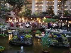 Gaylord Opryland, Nashville, Tennessee