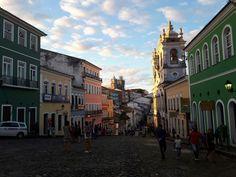Pelourinho - Bahia - Brasil