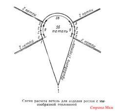 Вчера гуляла по сайту gallery.ru и нашла очень интересную подборку схем для вязания реглана. Думаю многим может пригодиться  Спицами:  Крючком: