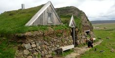 Sænautasel turf-house in the highlands of Iceland | Guide to Iceland