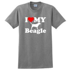 I Love My Beagle T-Shirt Large Sport Grey ThisWear http://www.amazon.com/dp/B00BUQA66Q/ref=cm_sw_r_pi_dp_yj0Jtb1269TN3B15