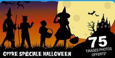 Code promo tirages photos spécial Halloween