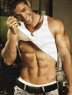 William Levy! My pick  for Dancing with the Stars;)
