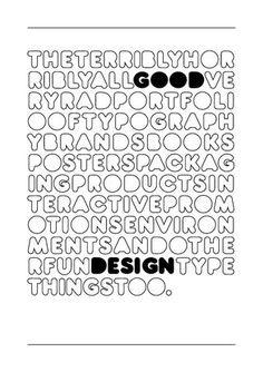 Brianna Johnson / MFA Graphic Design Portfolio