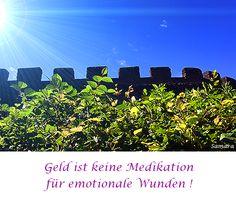 #Geld ist keine #Medikation für #emotionale #Wunden !