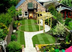 With Cheap Then Water Lawn Garden Ideas Uk Small Front Design And Beautiful Yard Photo Pathway | Super Garden Design Ideas #gardendesign