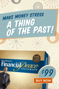 Financial Peace University by Dave Ramsey. The best financial course we have taken. Going to be debt free in July!