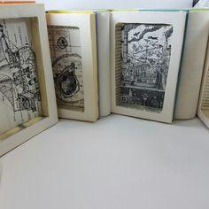 Got a theme or idea for a custom hollow book?  DIYMike can help.  DIYMike.Etsy.Com