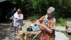 Tweets about #ecocreatehour Willow weaving at Coastal Valley Campsite