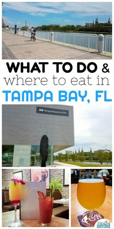 Tampa Florida things to do in Tampa Bay and where to eat | attractions and restaurants | florida travel | visit florida