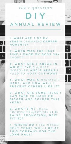 Superb How To Conduct Your Own Annual Review. Career SuccessCareer AdviceAnnual ...