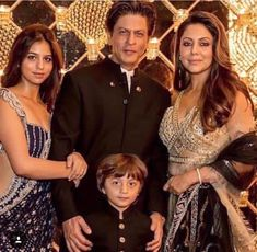 Bollywood Stars, Bollywood Couples, Unique Wedding Suites, Wedding Suits, South Indian Actress Hot, Beautiful Indian Actress, Indian Celebrities, Bollywood Celebrities, Shahrukh Khan Family