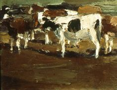 Cows early oil