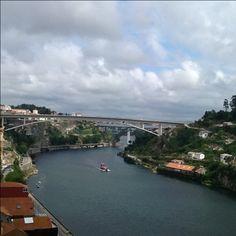 Ponte do Infante...Ponte de S.João...Ponte D.Maria Porto....Foto A.Stuart
