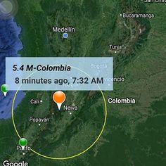 """1379a98b7605 Inca on Instagram  """" Tembló  Colombia son 2 en 3 dias donde tiemble en   Hidroituango tendremos  Brumadinho en  Colombia servido en bandeja de plata ."""