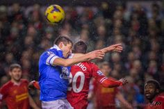 Liverpool Football Derby Game 2014