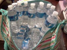 31 water bottles in the fresh market thermal!