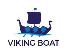 Logo Design - Viking boat
