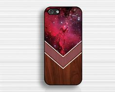 Sky Show casewood IPhone 5s casewood sky 5c caseV by case7style, $9.99