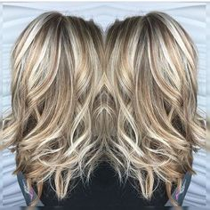 blonde highlights and lowlights – Google Search: