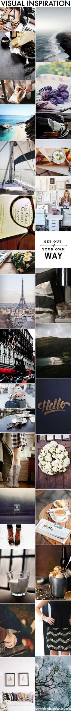 VISUAL INSPIRATION | BLONDER AMBITIONS. fashion. travel. lifestyle. fashion blog. food. luxury. literature. quotes.