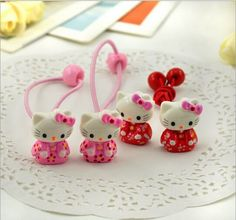2016 Baby girl's styling tool hello kitty elastic hiar bands headwear hair accessories for women kids make they cute lovely♦️ SMS - F A S H I O N 💢👉🏿 http://www.sms.hr/products/2016-baby-girls-styling-tool-hello-kitty-elastic-hiar-bands-headwear-hair-accessories-for-women-kids-make-they-cute-lovely/ US $0.58