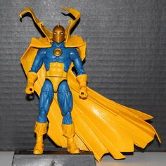 Dr. Fate (DC Icons) Custom Action Figure