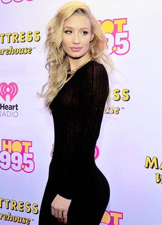 "iggyazaleasource: "" Iggy Azalea on the red carpet at HOT 99.5's Jingle Ball 2014. Check more pictures on our gallery. """