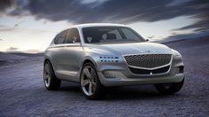 Автофория: Планирование генерации третьей модели Genesis SUV ...