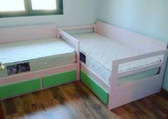 Dormitorio intantil realizado a medida