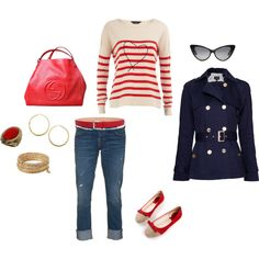HEART ON, created by suzisutherland on Polyvore
