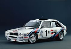 1985 Lancia Delta S4 Group B