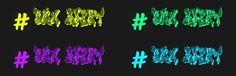Graff Hashtag #DanBizet
