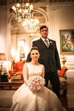 Julieta de Serpa | Foto: Gustavo Otero | Casamento de noivos muito queridos. | Foto tradicional