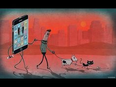 The Brutal Truth About Today's World By Steve Cutts