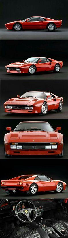 1984 Ferrari 280 GTO/Group B homologation #ferrarivintagecars