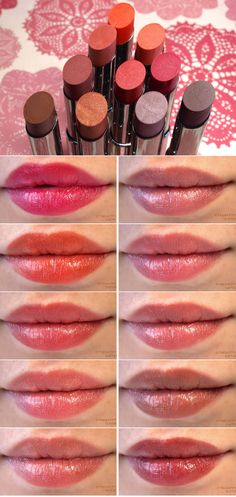 New Shades of Mary Kay True Dimensions Lipstick